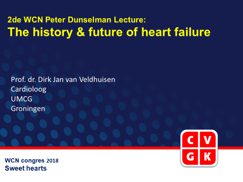 Slides | The history & future of heart failure